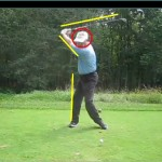 Top of backswing
